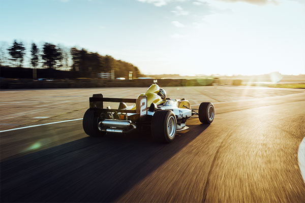 Formula F1000 30 Laps Driving Experience 2