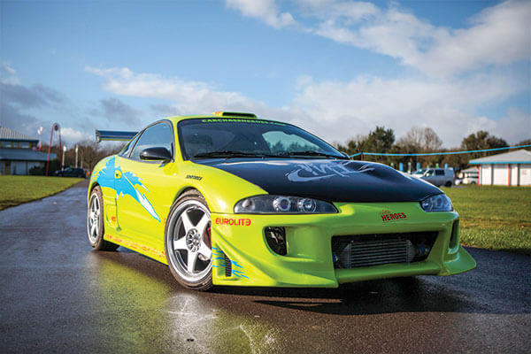 Four Fast and Furious Blast with High Speed Passenger Ride Driving Experience 1