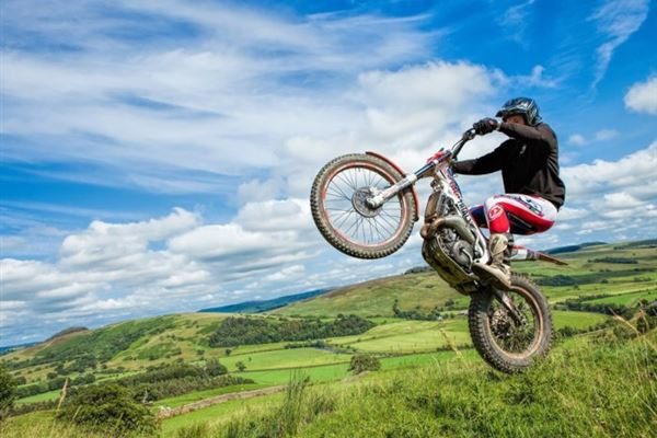 Full Day Motorcycle Trials Course 1