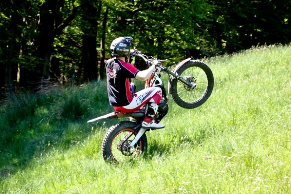 Full Day Motorcycle Trials Course - Weekend 1
