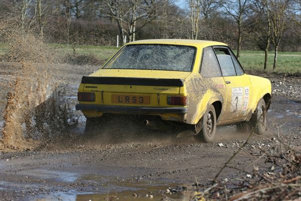 The Half Day Rally Course Driving Experience 2
