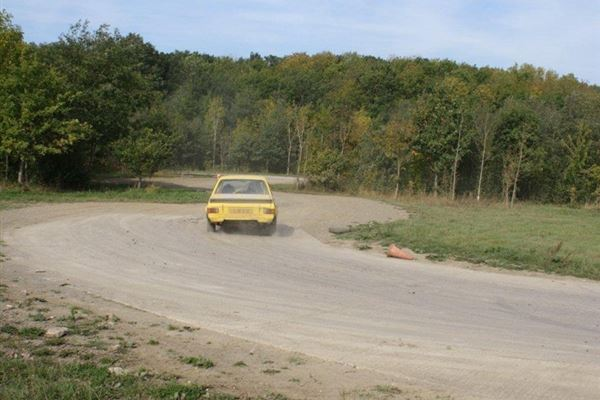 The Half Day Rally Course Driving Experience 3