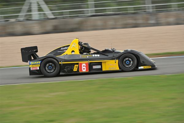 Radical SR3 High Speed Passenger Ride Driving Experience 2