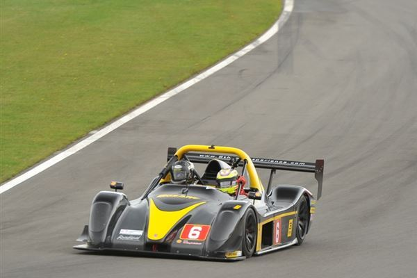 Radical SR3 High Speed Passenger Ride Driving Experience 3