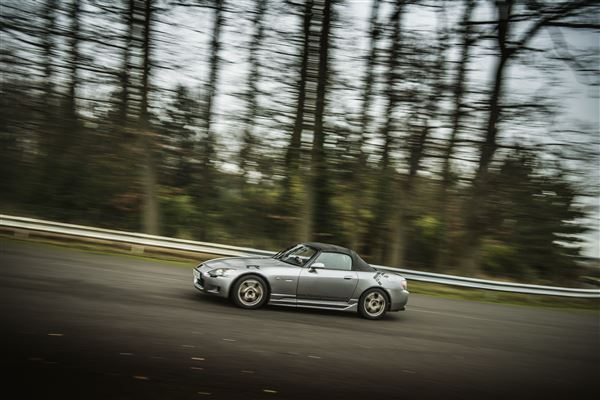 Honda S2000 Arrive and Drive Driving Experience 2