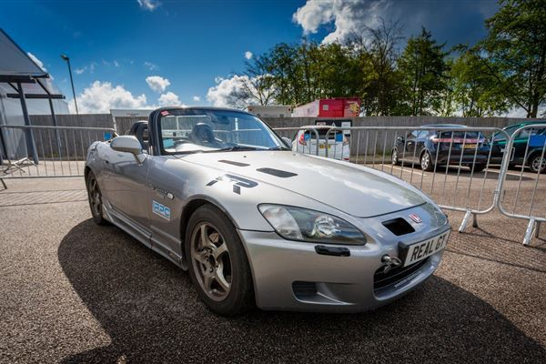 Honda S2000 Track Day Car Hire Driving Experience 2