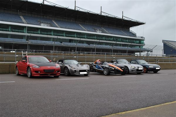 Honda S2000 Track Day Car Hire Driving Experience 3
