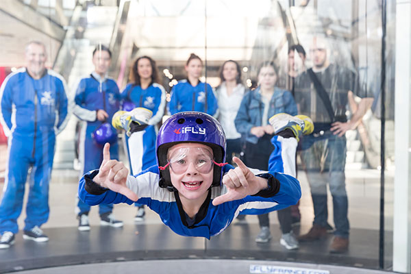 iFLY Indoor Skydiving Experience for One 1