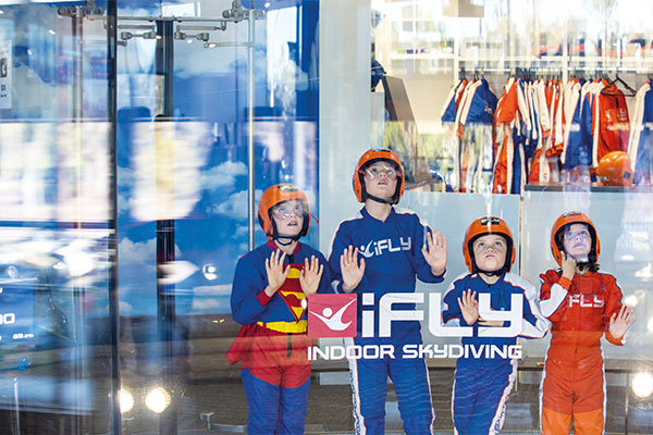 iFLY Indoor Skydiving Experience for Two 1