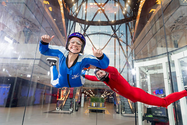 iFLY Indoor Skydiving Experience for Two - Special Offer 1