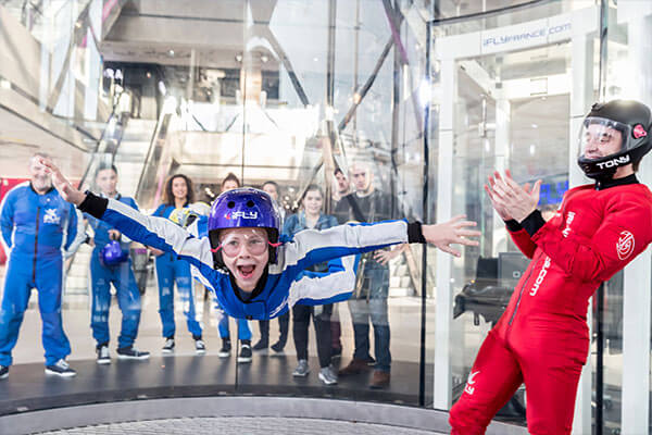 iFLY Indoor Skydiving Experience for One - Special Offer 1
