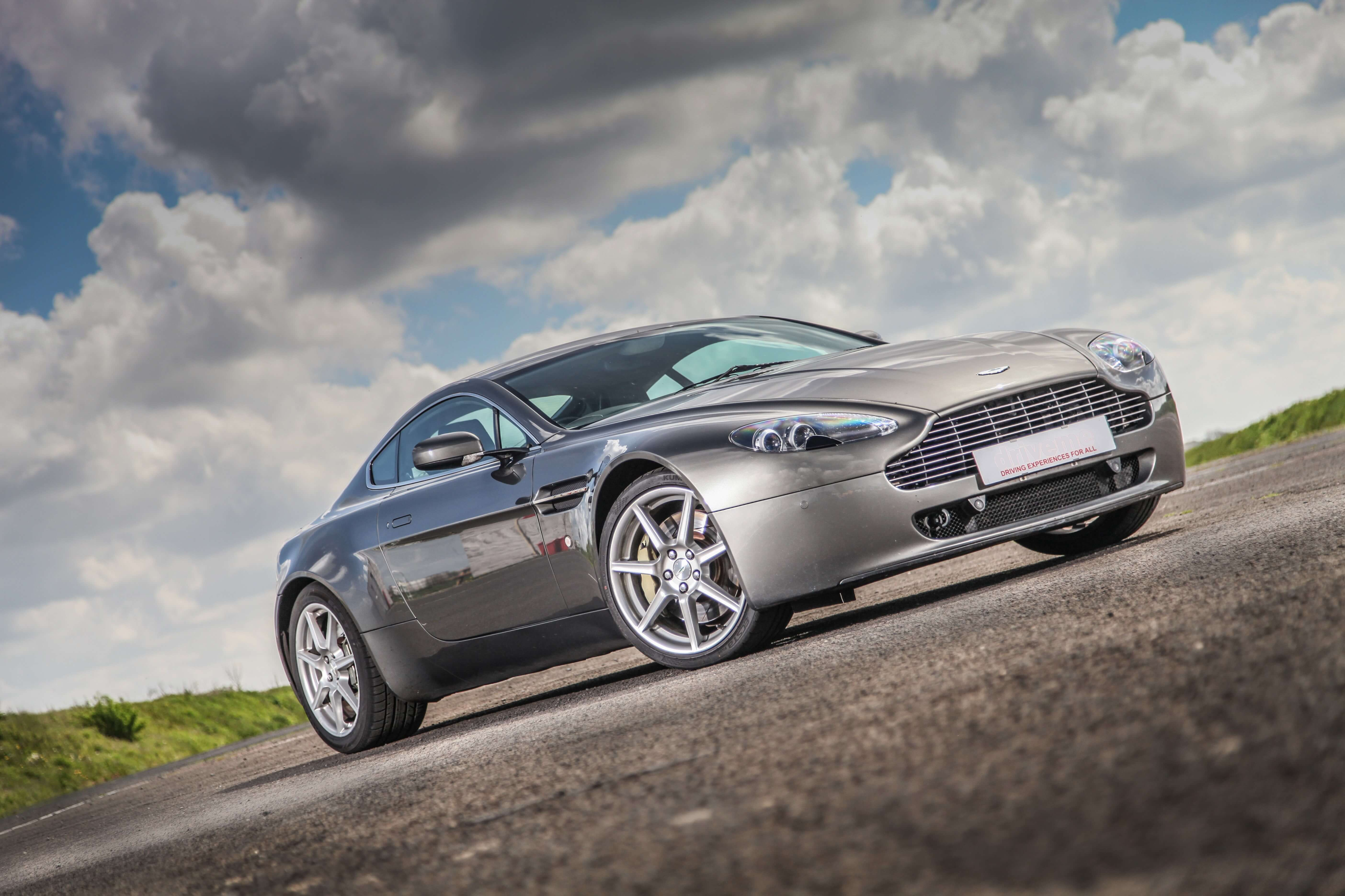 Junior Aston Martin Driving Experience 1