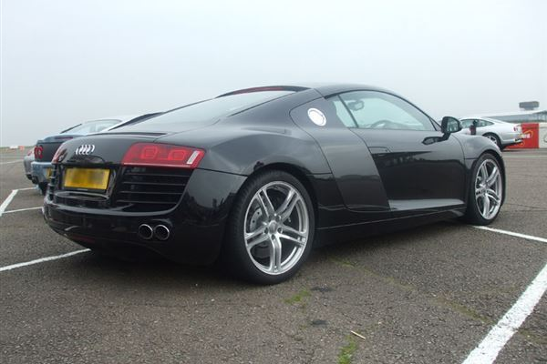 Junior Audi R8 Driving Experience 1