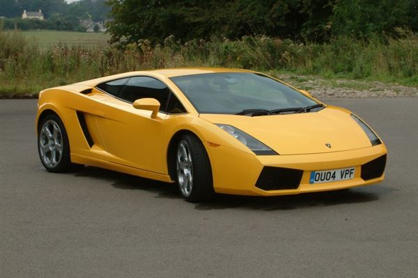Junior Lamborghini Gallardo Driving Experience 2