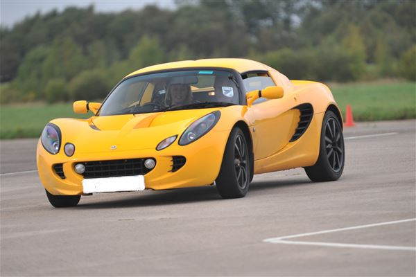Junior Lotus Thrill Driving Experience 1