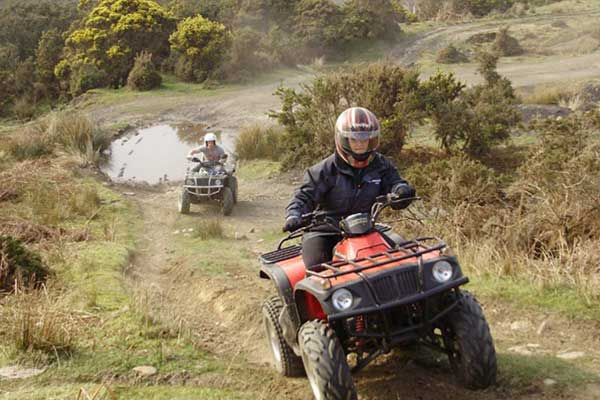Junior Quad Bike Thrill Driving Experience 1