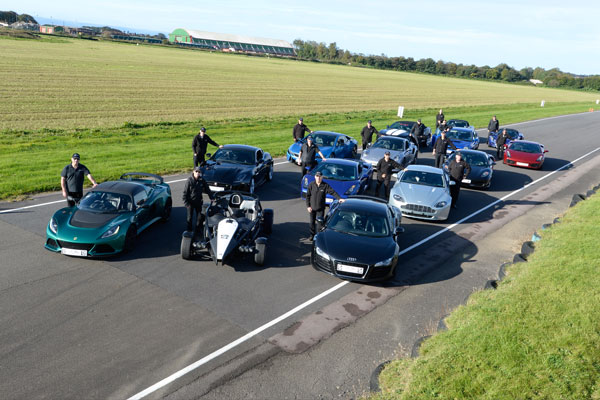 Junior Six Supercar Thrill Driving Experience 2