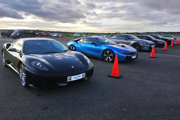 Junior Six Supercar Thrill Driving Experience 3