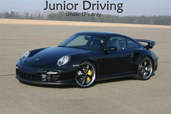 Junior Supercar Thrill Driving Experience 1