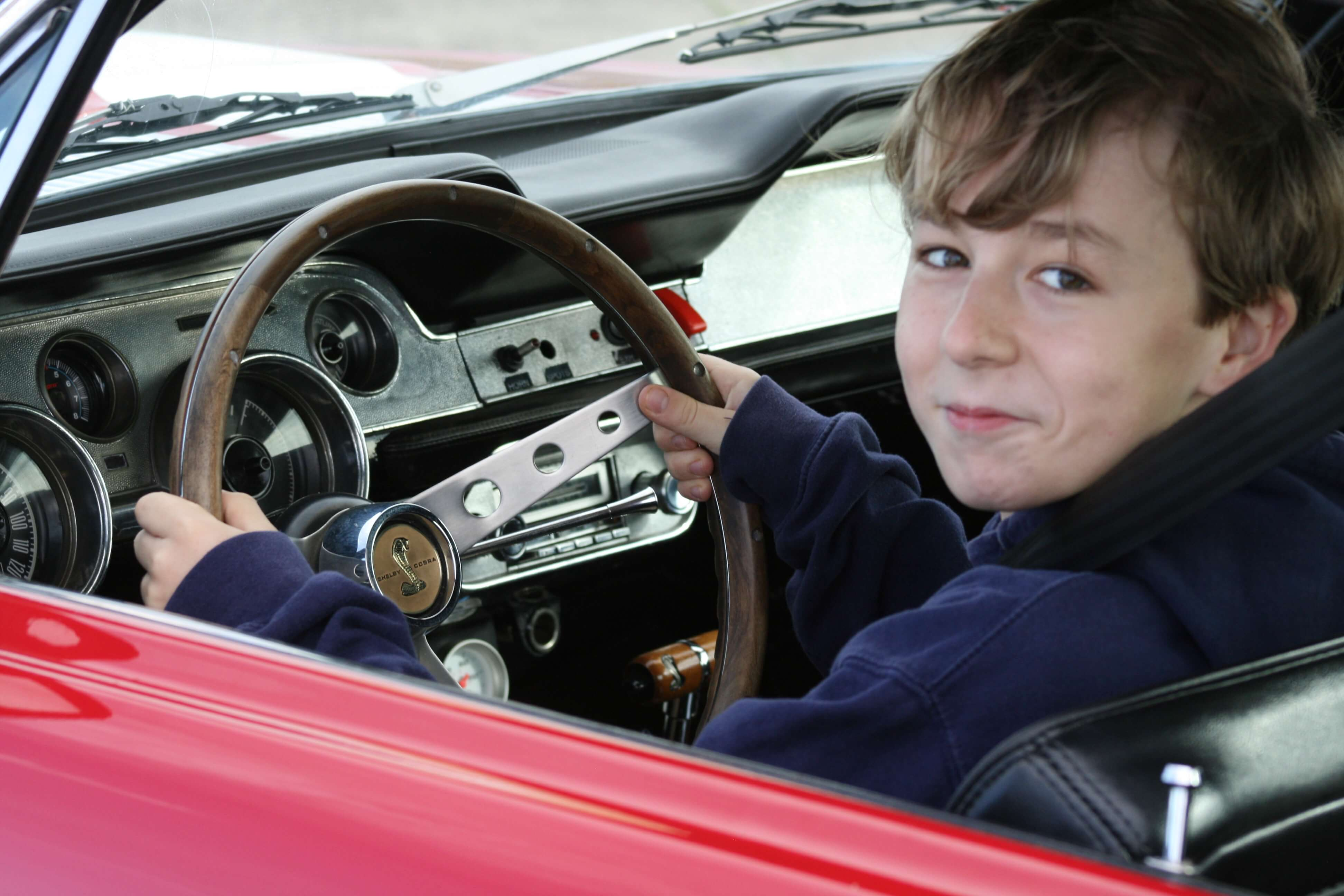Junior Supercar Blast Driving Experience 2