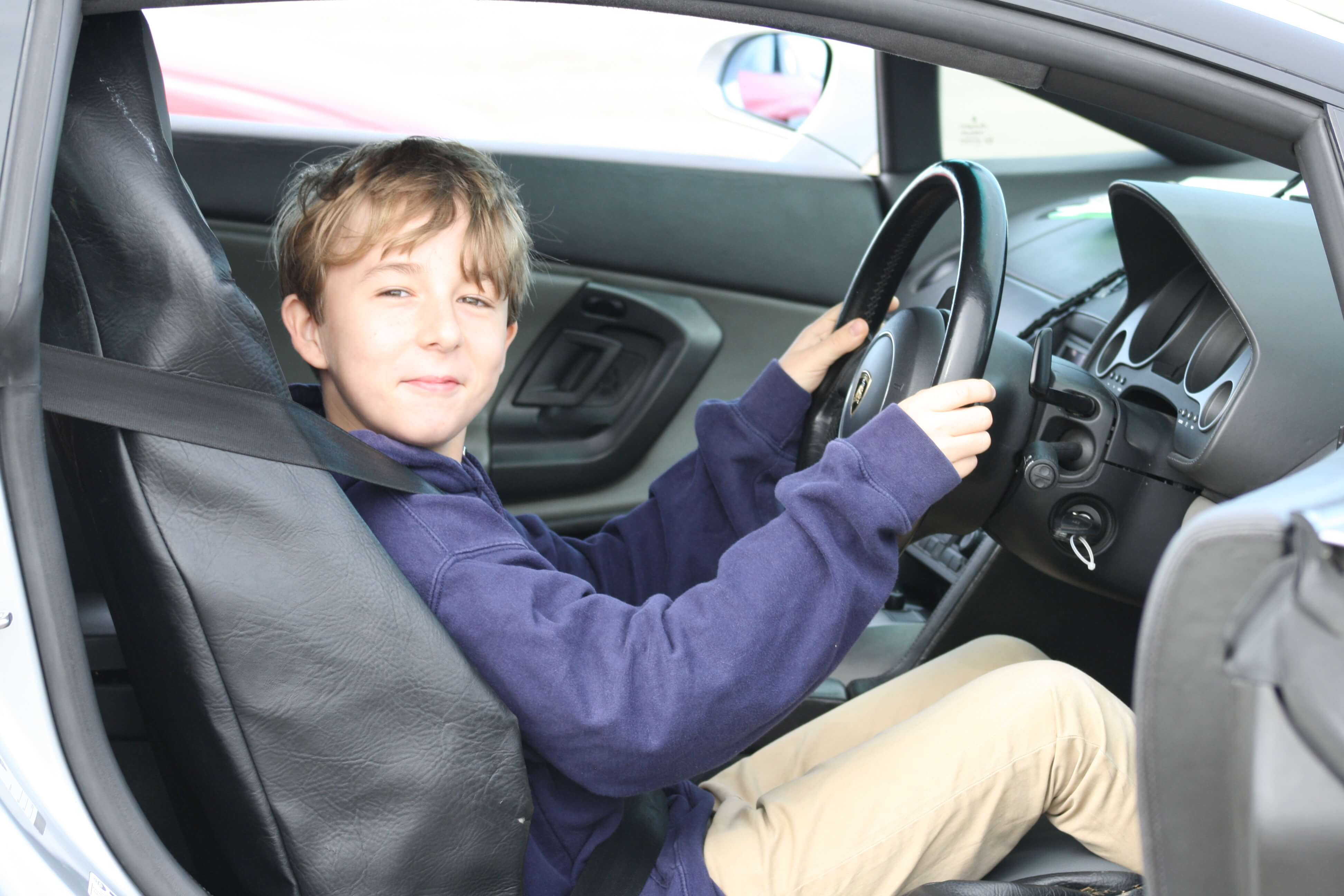 Junior Supercar Blast Driving Experience 1