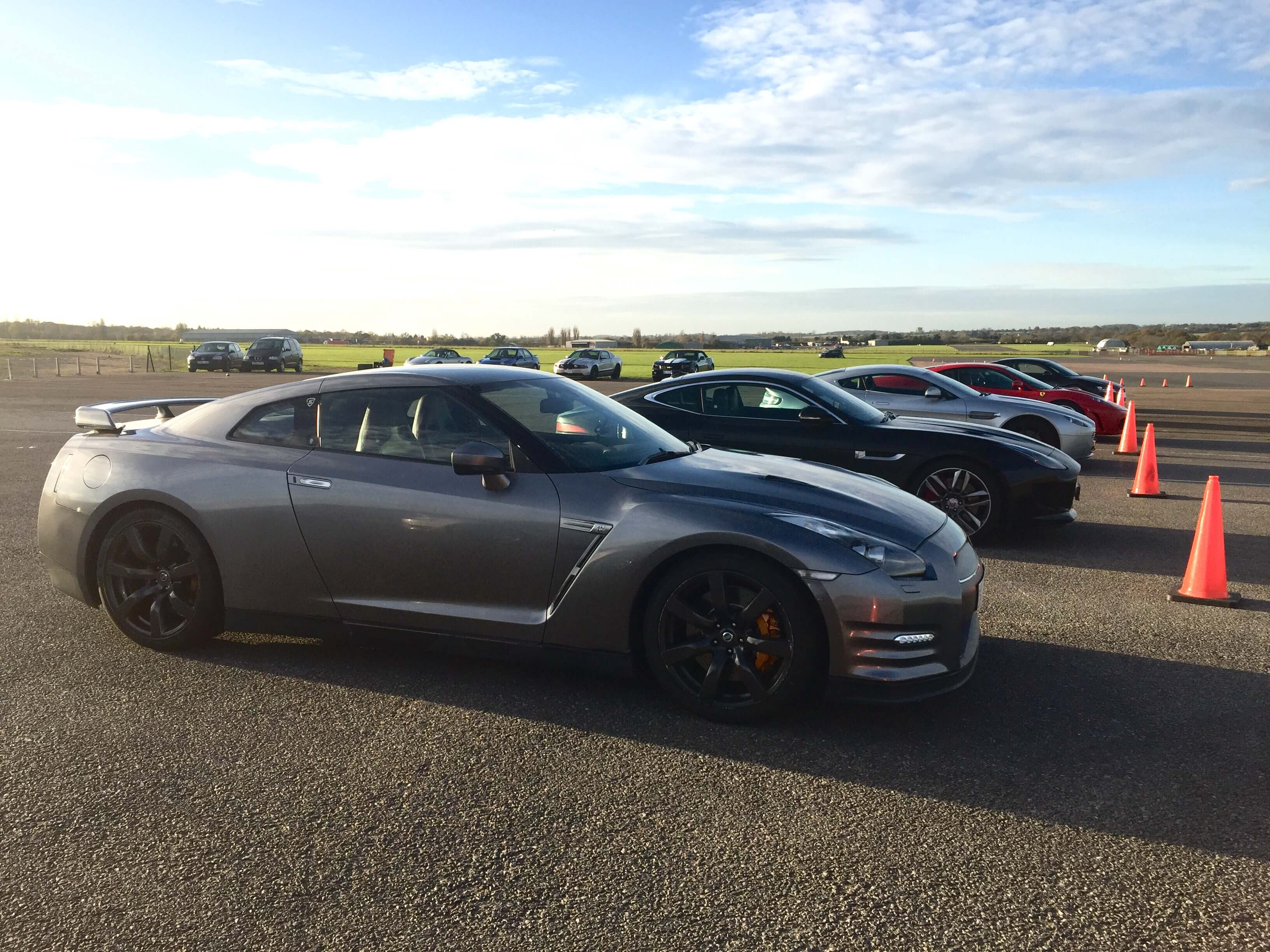 Junior Supercar Treble Choice Driving Experience 2