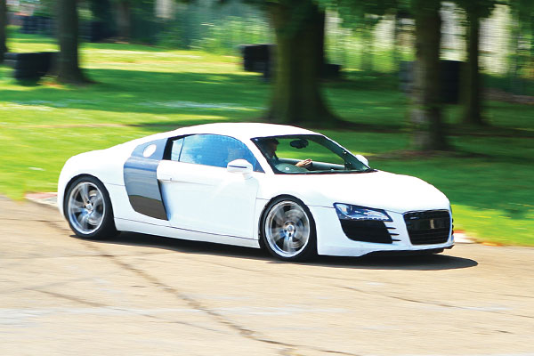 Junior Triple Supercar Thrill with High Speed Passenger Ride Driving Experience 1