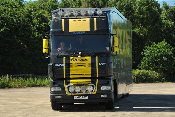 Junior Truck Driving Experience Driving Experience 3