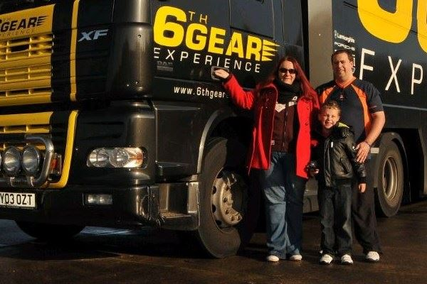 Junior Truck Driving Experience Driving Experience 1