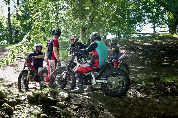 Lads and Dads Motorcycle Novices Two Hour Taster 1
