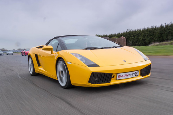 Lamborghini Gallardo Thrill Driving Experience 1