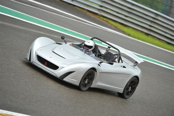 Lotus 2-Eleven Track Day car Hire Driving Experience 1