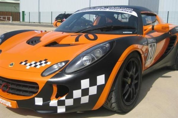 Lotus Elise R Track Day Car Hire Driving Experience 1