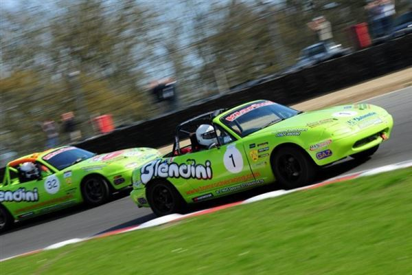 Mazda MX5 Mk1 Trackday Car Hire Driving Experience 1