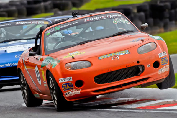Mazda MX5 Mk3 Race Car Hire Driving Experience 1