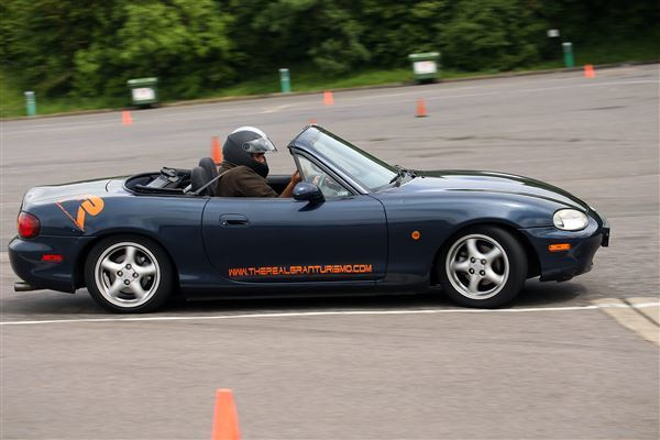 Mazda MX5 Track Day Car Hire Driving Experience 2