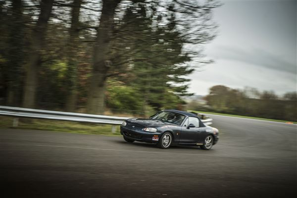 Mazda MX5 Track Day Car Hire Driving Experience 1
