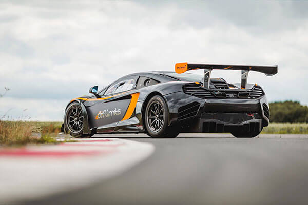 McLaren MP4 12C GT3 Thrill Driving Experience 2