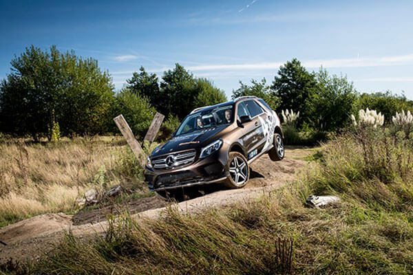 Mercedes-Benz 1 Hour 4x4 Driving Experience Driving Experience 1