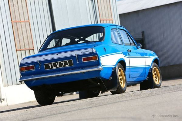 MK1 Escort RS Blast Driving Experience 3