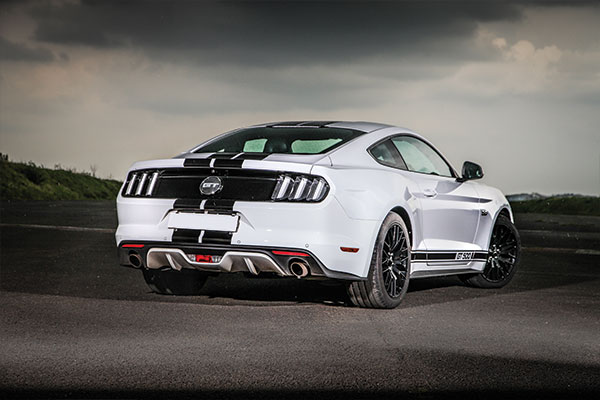 Mustang GT Thrill Driving Experience 2