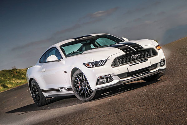 Mustang GT Thrill Driving Experience 3