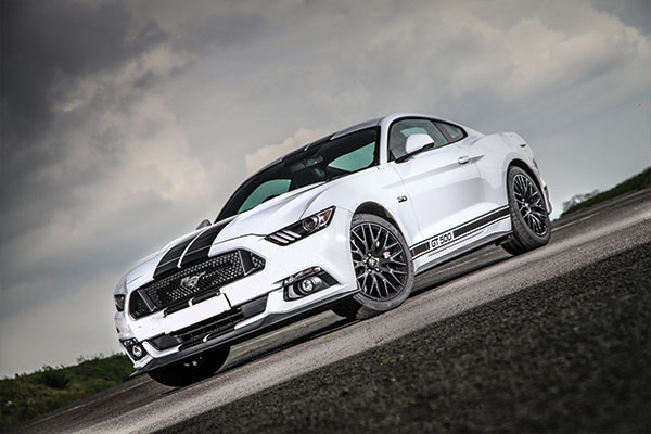 Mustang GT Driving Experience 1