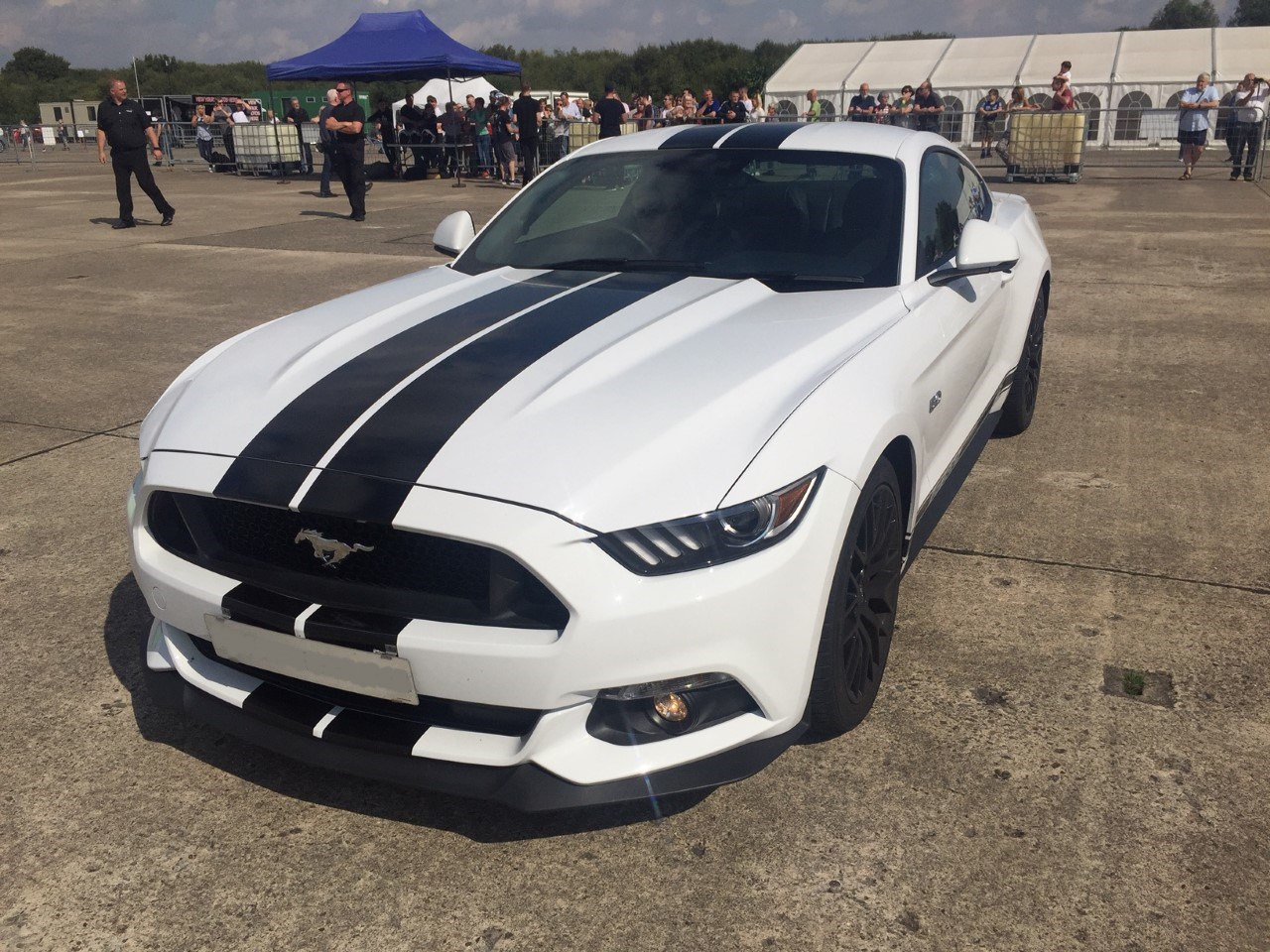 Mustang GT 5.0 Driving Experience 2