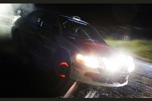 Night Rally Driving Experience 3