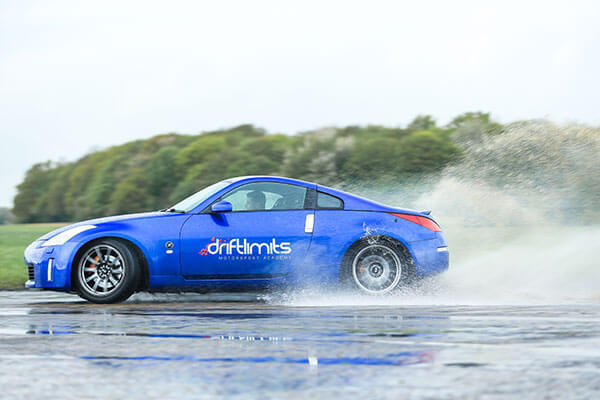Nissan 350Z Silver Drifting Experience Driving Experience 3