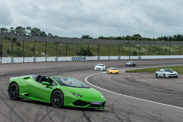 Ultimate Supercar Driving Experience