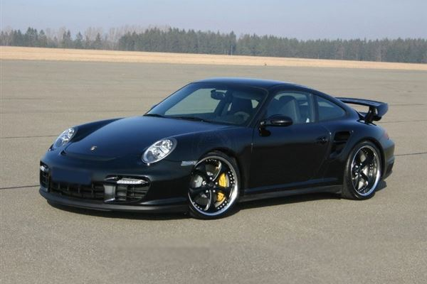 Porsche 997 Turbo Driving Experience 1
