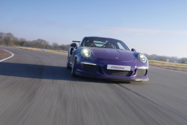 Porsche GT3 RS Thrill Driving Experience 3