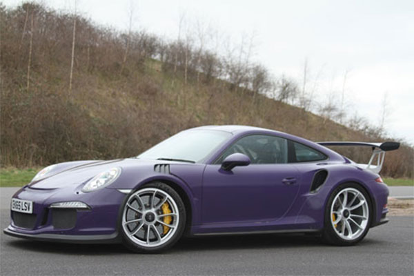 Porsche GT3 RS Thrill Driving Experience 1